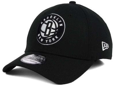 Brooklyn Nets New Era NBA Team Classic 39THIRTY Cap