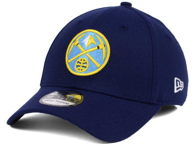 Denver Nuggets New Era NBA Team Classic 39THIRTY Cap