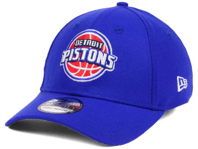 Detroit Pistons New Era NBA Team Classic 39THIRTY Cap