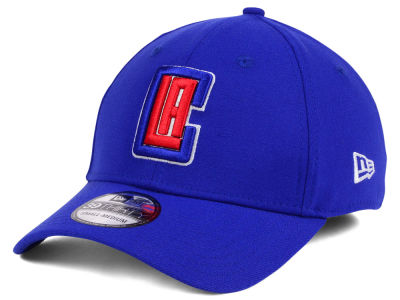 Los Angeles Clippers New Era NBA Team Classic 39THIRTY Cap
