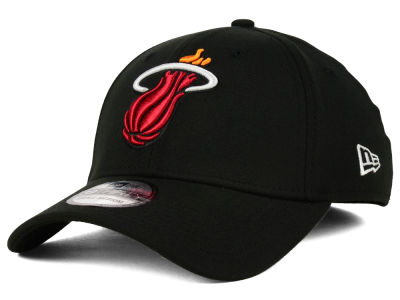 Miami Heat New Era NBA Team Classic 39THIRTY Cap