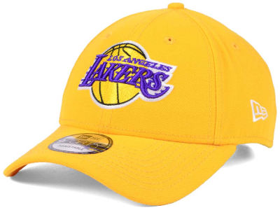 Los Angeles Lakers New Era NBA League 9FORTY Adjustable Cap