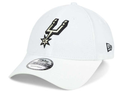 San Antonio Spurs New Era NBA League 9FORTY Adjustable Cap