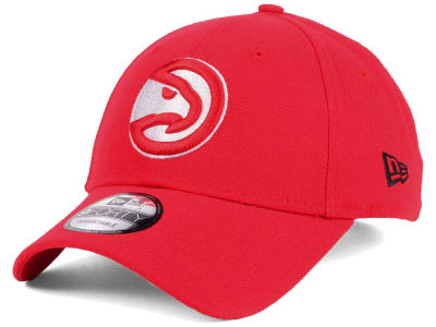 Atlanta Hawks New Era NBA League 9FORTY Adjustable Cap