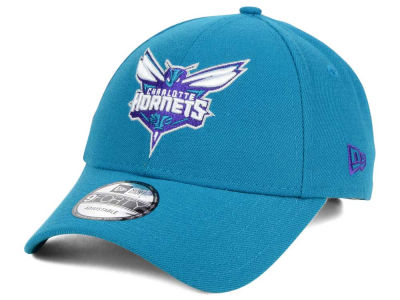 Charlotte Hornets New Era NBA League 9FORTY Adjustable Cap