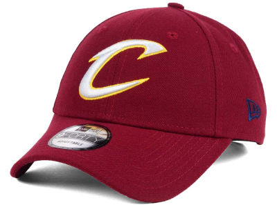 Cleveland Cavaliers New Era NBA League 9FORTY Adjustable Cap