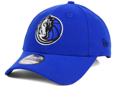 Dallas Mavericks New Era NBA League 9FORTY Adjustable Cap