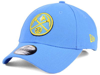 Denver Nuggets New Era NBA League 9FORTY Adjustable Cap