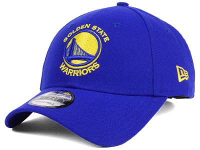 Golden State Warriors New Era NBA League 9FORTY Adjustable Cap