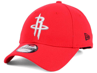 Houston Rockets New Era NBA League 9FORTY Adjustable Cap
