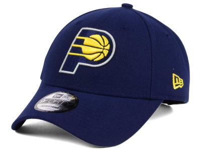 Indiana Pacers New Era NBA League 9FORTY Adjustable Cap