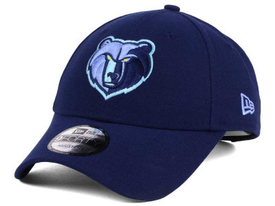 Memphis Grizzlies New Era NBA League 9FORTY Adjustable Cap
