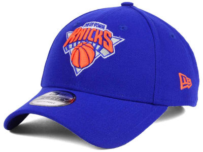New York Knicks New Era NBA League 9FORTY Adjustable Cap