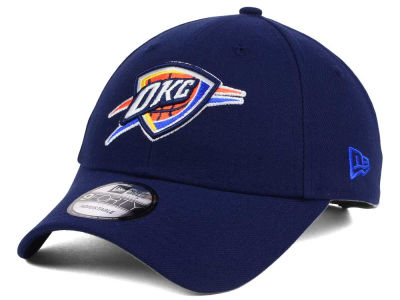 Oklahoma City Thunder New Era NBA League 9FORTY Adjustable Cap