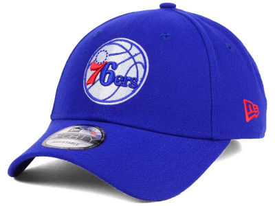 Philadelphia 76ers New Era NBA League 9FORTY Adjustable Cap
