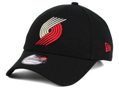 Portland Trail Blazers New Era NBA League 9FORTY Adjustable Cap