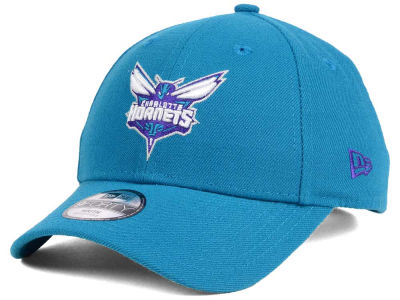 Charlotte Hornets New Era NBA Youth League 9FORTY Adjustable Cap