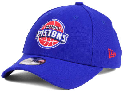 Detroit Pistons New Era NBA Youth League 9FORTY Adjustable Cap