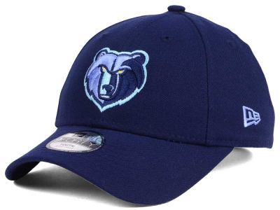 Memphis Grizzlies New Era NBA Youth League 9FORTY Adjustable Cap