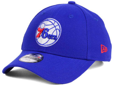 Philadelphia 76ers New Era NBA Youth League 9FORTY Adjustable Cap