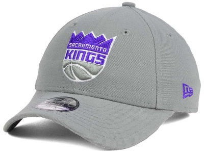 Sacramento Kings New Era NBA Youth League 9FORTY Adjustable Cap