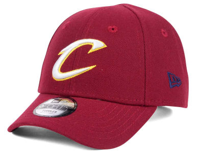 Cleveland Cavaliers New Era NBA Toddler League 9FORTY Adjustable Cap