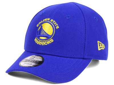 Golden State Warriors New Era NBA Toddler League 9FORTY Adjustable Cap