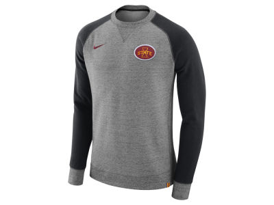 Iowa State Cyclones Nike 2017 NCAA Men's Crew Sweatshirt