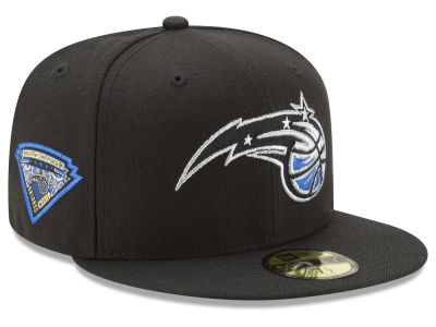 Orlando Magic New Era NBA Metallic Diamond Patch 59FIFTY Cap