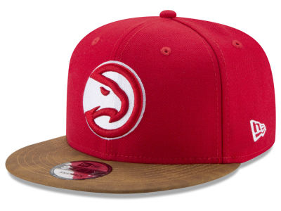 Atlanta Hawks New Era NBA Team Butter 59FIFTY Snapback Cap