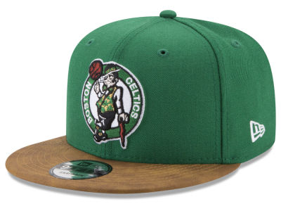 Boston Celtics New Era NBA Team Butter 59FIFTY Snapback Cap
