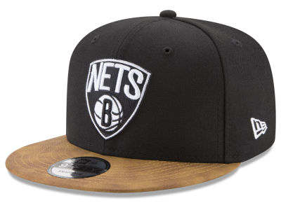 Brooklyn Nets New Era NBA Team Butter 59FIFTY Snapback Cap