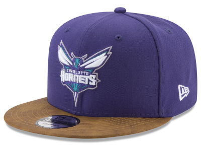 Charlotte Hornets New Era NBA Team Butter 59FIFTY Snapback Cap