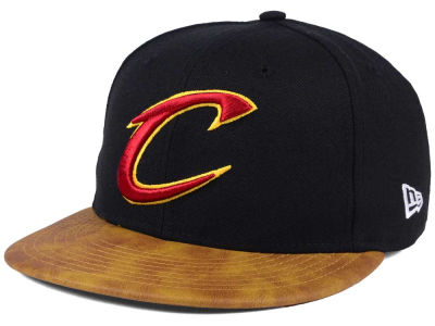Cleveland Cavaliers New Era NBA Team Butter 59FIFTY Snapback Cap