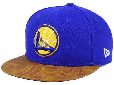 Golden State Warriors New Era NBA Team Butter 59FIFTY Snapback Cap