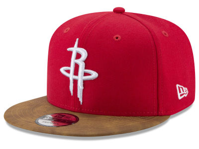 Houston Rockets New Era NBA Team Butter 59FIFTY Snapback Cap