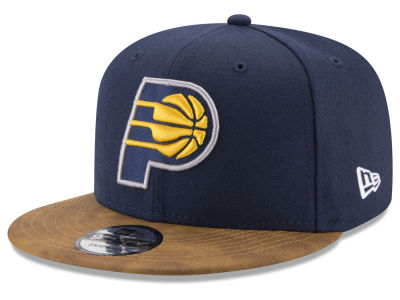 Indiana Pacers New Era NBA Team Butter 59FIFTY Snapback Cap