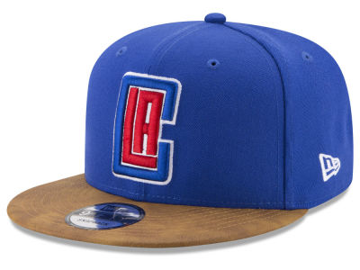 Los Angeles Clippers New Era NBA Team Butter 59FIFTY Snapback Cap