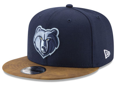 Memphis Grizzlies New Era NBA Team Butter 59FIFTY Snapback Cap