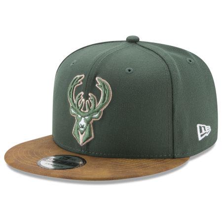 Milwaukee Bucks New Era NBA Team Butter 59FIFTY Snapback Cap