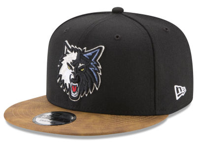 Minnesota Timberwolves New Era NBA Team Butter 59FIFTY Snapback Cap