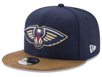 New Orleans Pelicans New Era NBA Team Butter 59FIFTY Snapback Cap