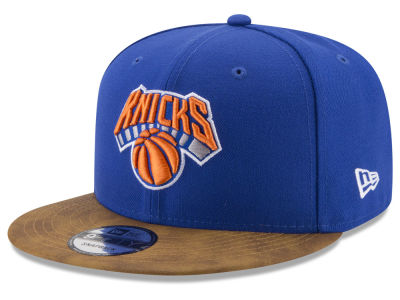 New York Knicks New Era NBA Team Butter 59FIFTY Snapback Cap