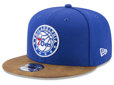 Philadelphia 76ers New Era NBA Team Butter 59FIFTY Snapback Cap