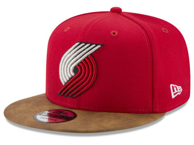 Portland Trail Blazers New Era NBA Team Butter 59FIFTY Snapback Cap