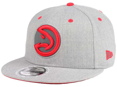 Atlanta Hawks New Era NBA Total Reflective 9FIFTY Snapback Cap
