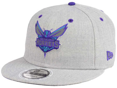 Charlotte Hornets New Era NBA Total Reflective 9FIFTY Snapback Cap