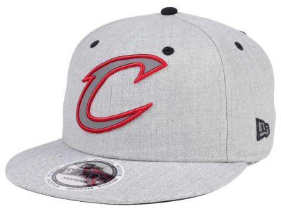 Cleveland Cavaliers New Era NBA Total Reflective 9FIFTY Snapback Cap