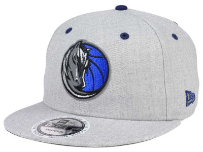 Dallas Mavericks New Era NBA Total Reflective 9FIFTY Snapback Cap