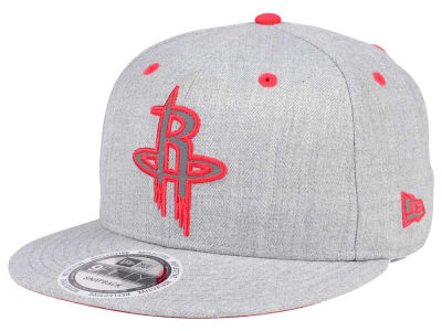 Houston Rockets New Era NBA Total Reflective 9FIFTY Snapback Cap